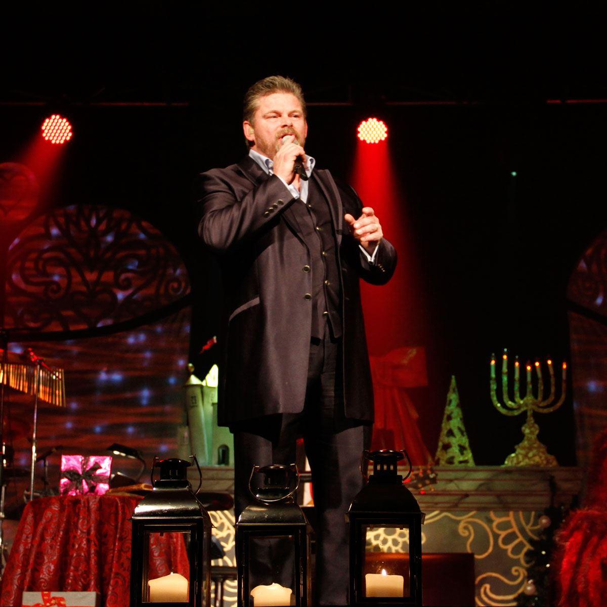 Julekoncert med Stig Rossen