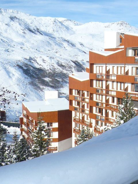 2 Pièces 6 pers ski au pied / BOEDETTE A 604