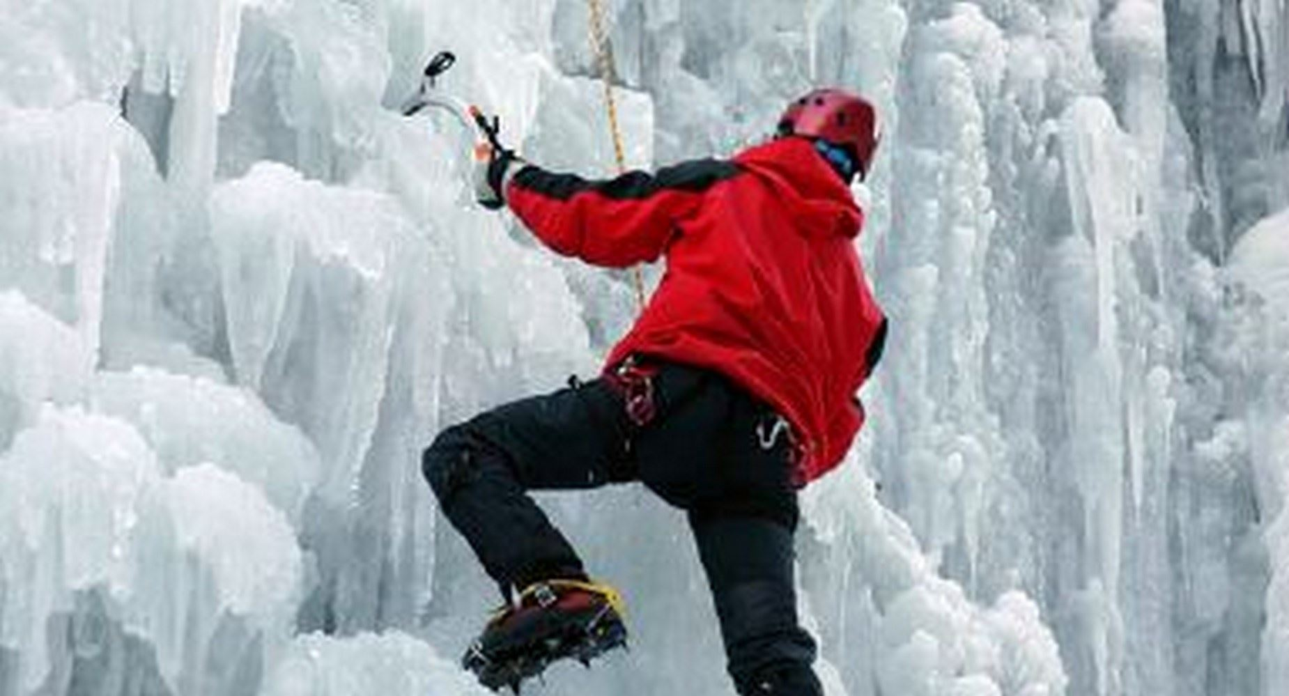 ICE CLIMBING - COLLECTIVE COURSE