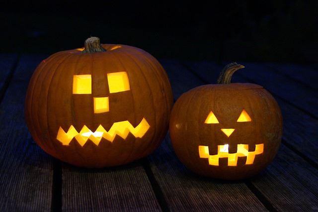 Höstlov med Entré Ungdom - Pyssel med Halloweentema