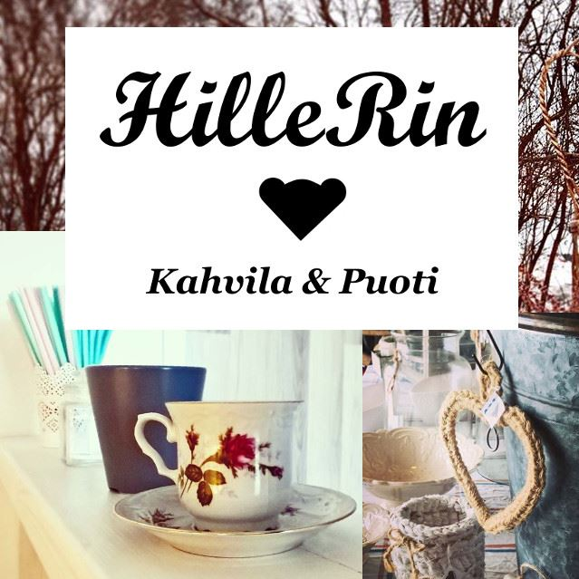 HilleRin café and boutique