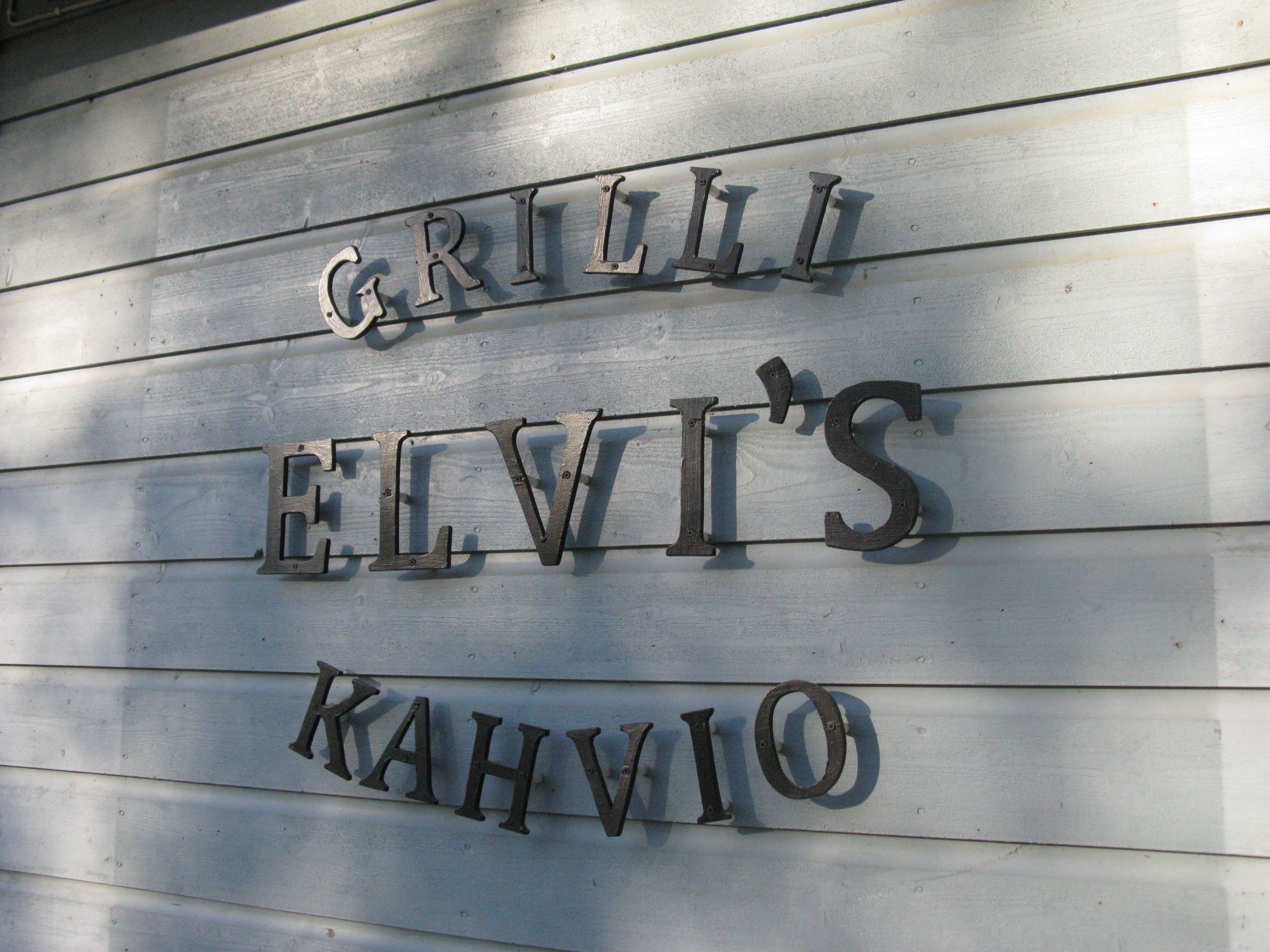 Grill-cafeteria Elvi's
