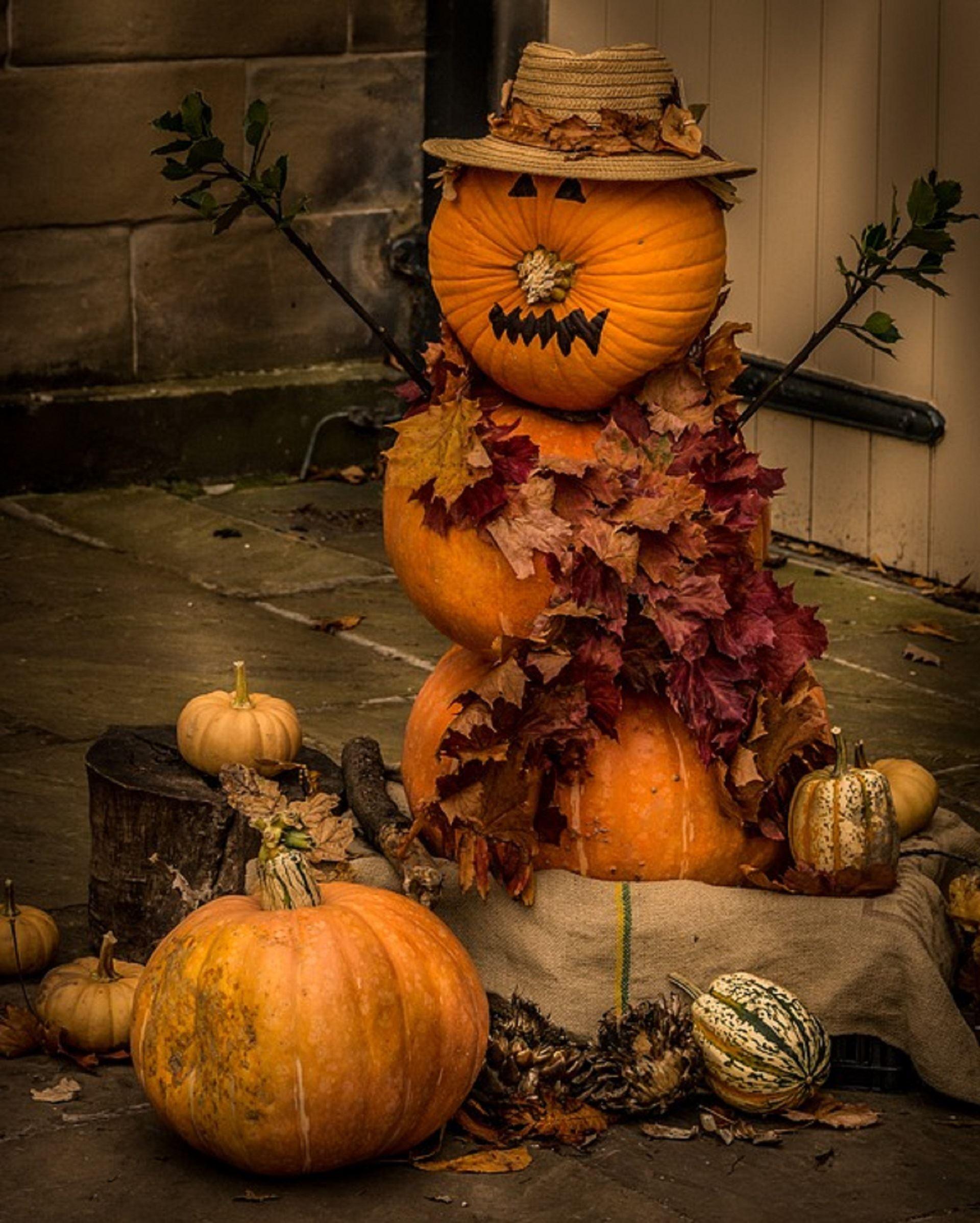 Halloween in Homestead Park