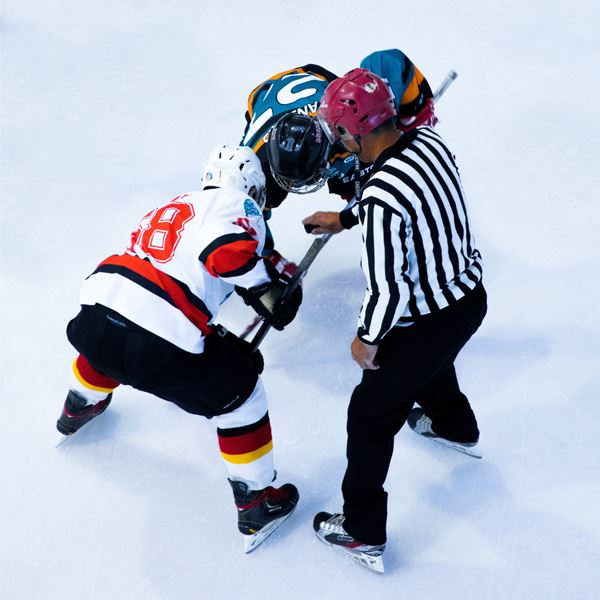 Hockey bockey