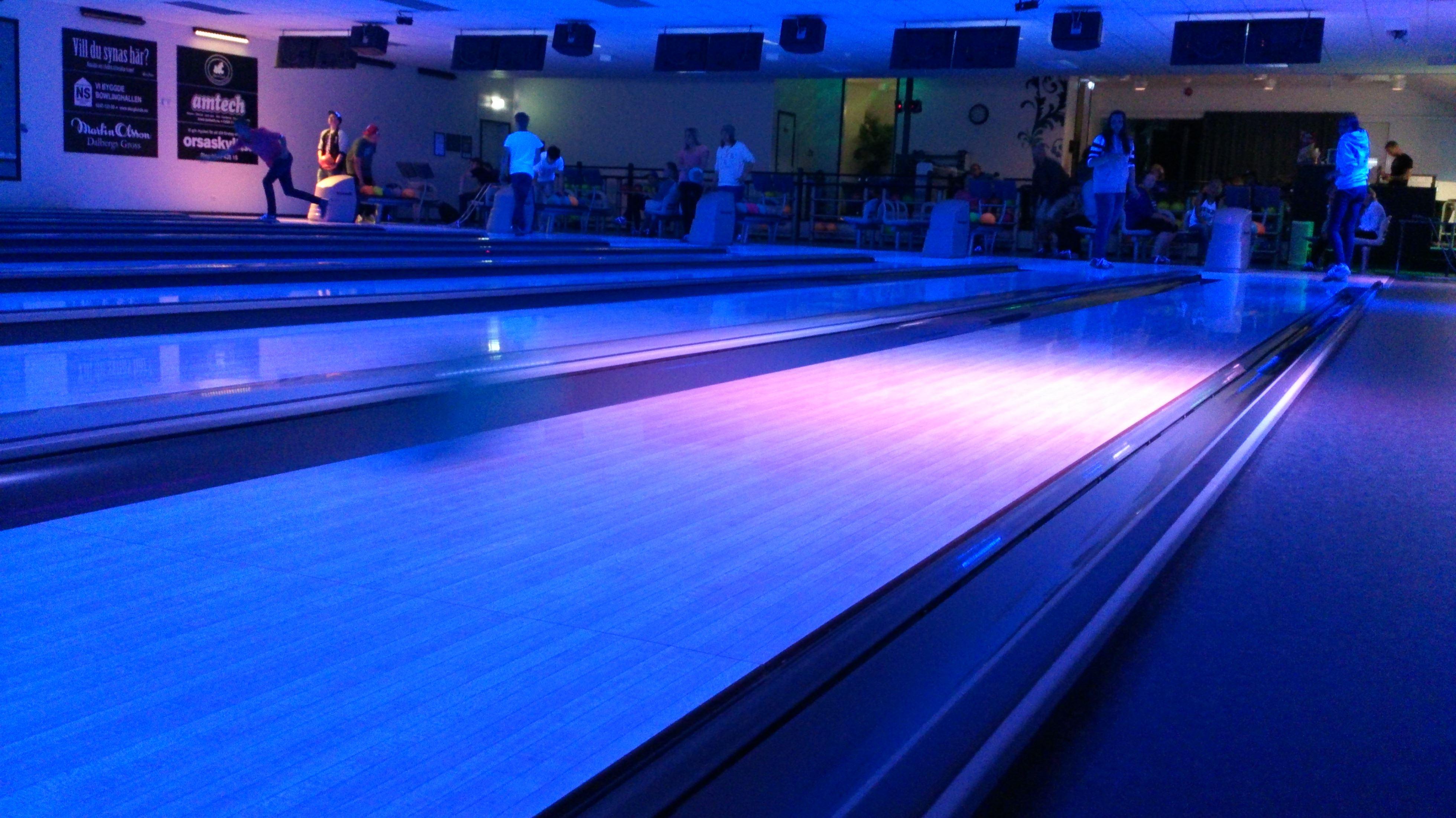 Partybowling på Mora Parken Bowling