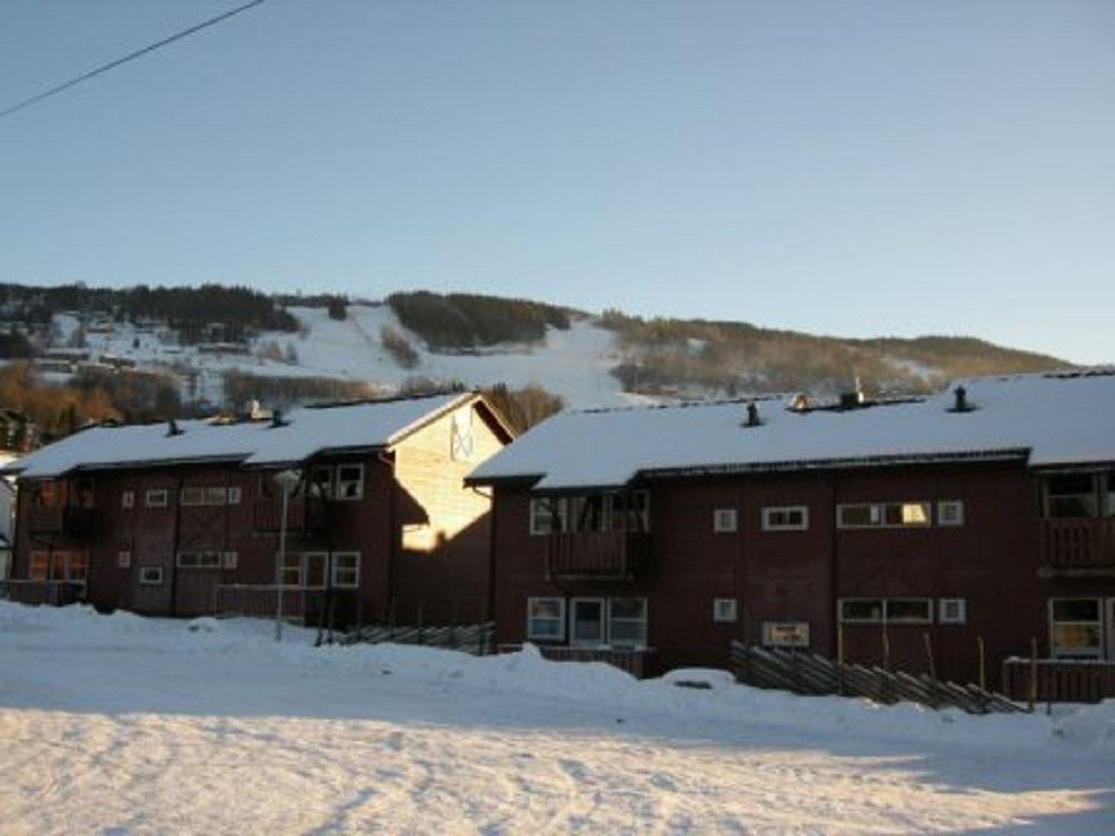 Hafjell Alpinlandsby. Lägenhet nr. 52