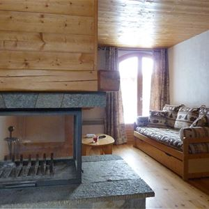 2 rooms 4 people / CARLINOUF 2 (mountain of charm)