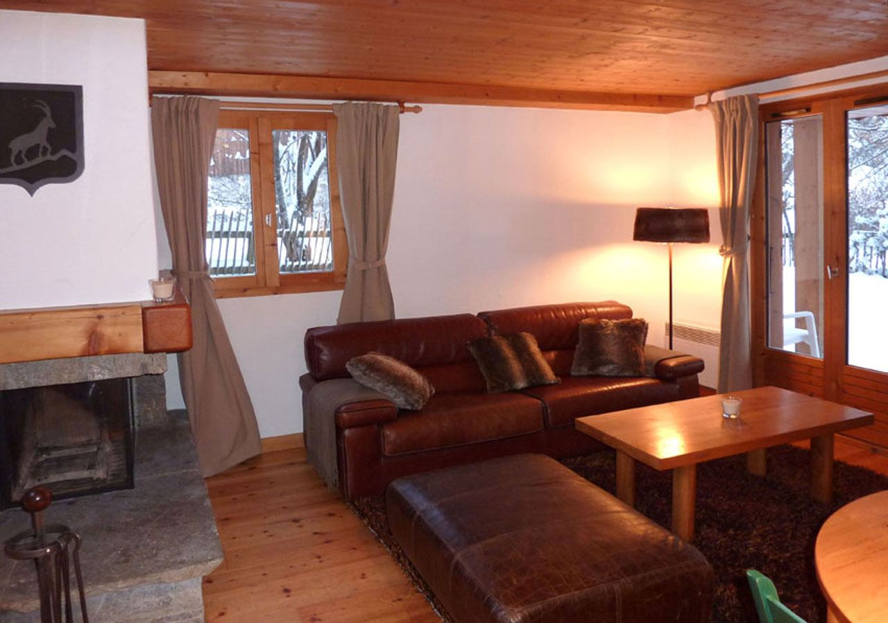 2 rooms 4 people / LE CARLINOUF 3 (mountain of charm)