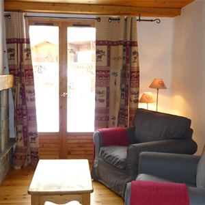 1 studio 2 people / LE CARLINOUF 1 (mountain of charm)