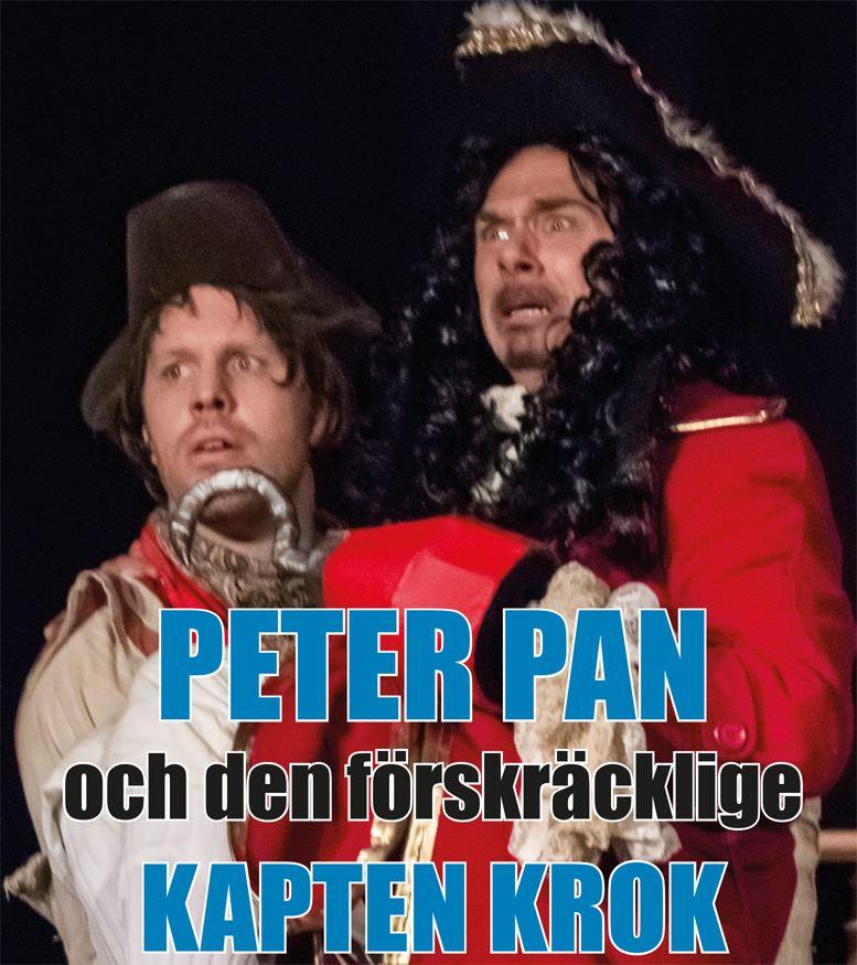 Peter Pan & den förskräcklige Kapten Krok