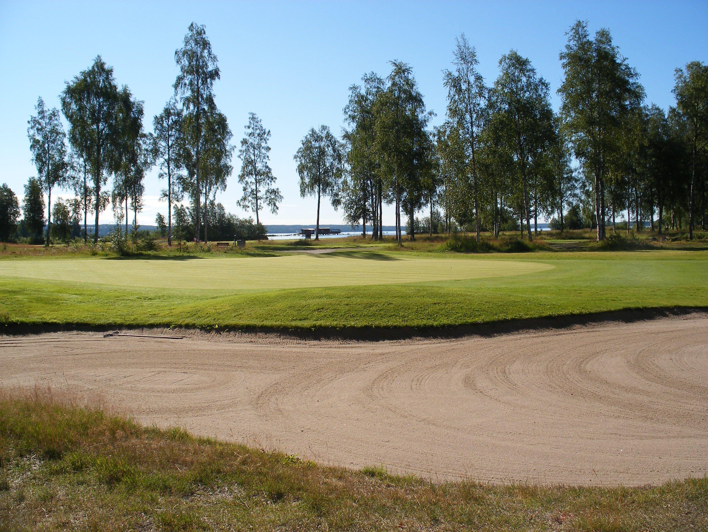 Ställplatser Timrå Golfklubb