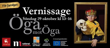 Exhibition: Öga mot öga