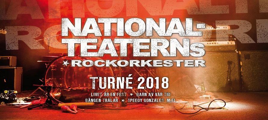Nationalteaterns Rockkonsert