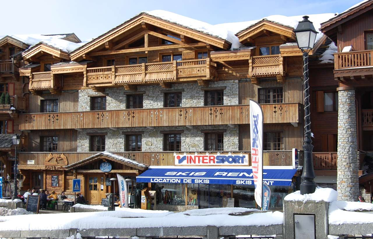 SHOP INTERSPORT 1650: COURCHEVEL MORIOND