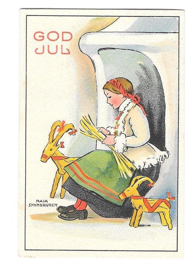 Julen i Ystads julkalender - lucka nummer 20