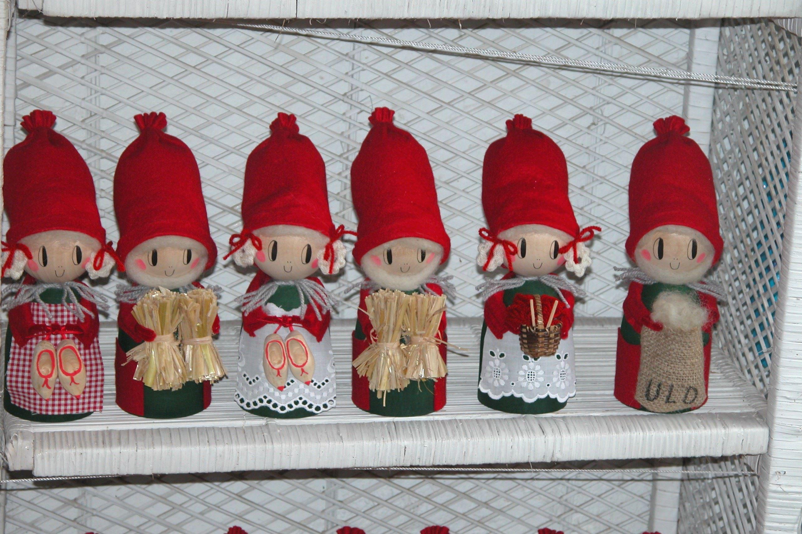 Julen i Ystads julkalender - lucka nummer 21