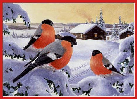 Julen i Ystads julkalender - lucka nummer 24