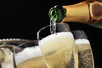 Champagneprovning