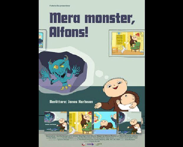 Bio - Mera monster Alfons