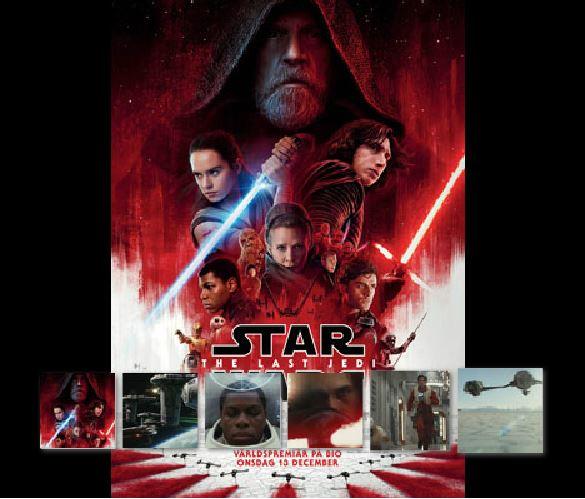 Bio - Starwars: The last Jedi