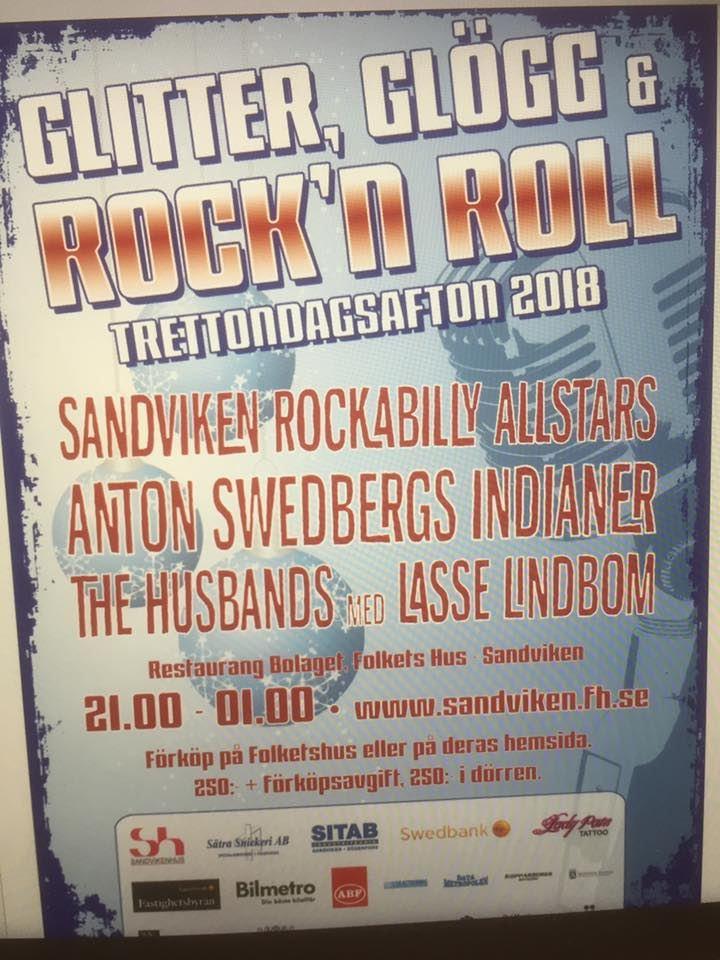 Glitter Glögg & Rock n´Roll