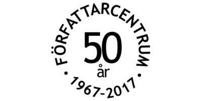 Författarcentrum/Skånes författarsällskap 50 år!