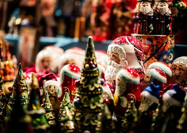 Foto: Sandra Lee Petersson,  © Copy: Visit Östersund, Christmas decorations