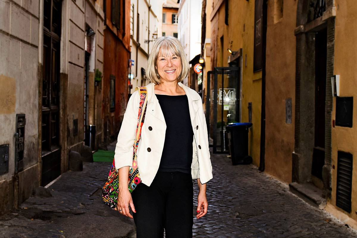 Annika Persson, Två ensamma fruntimmer på resa –  Fotografi ur Selma Lagerlöfs album
