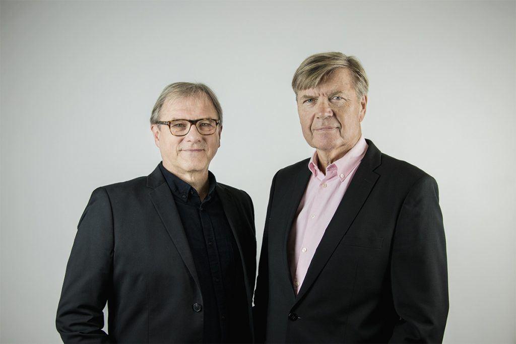 Julkonsert med Lars Mörlid och Peter Sandwall