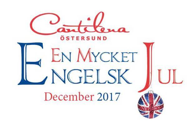 """Cantilenakörens julkonsert """"En mycket engelsk jul"""""""