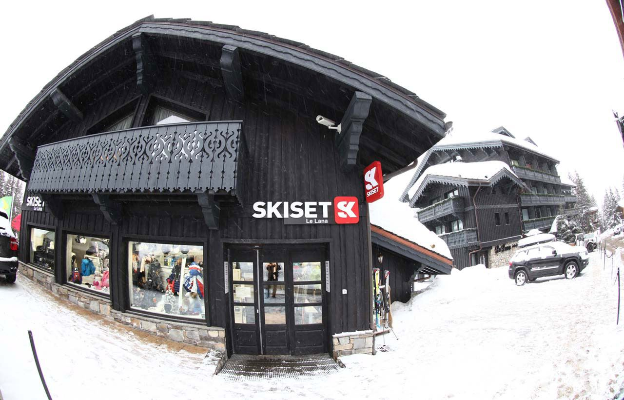 SHOP SKI SERVICE LE LANA : RUE DE L EGLISE COURCHEVEL