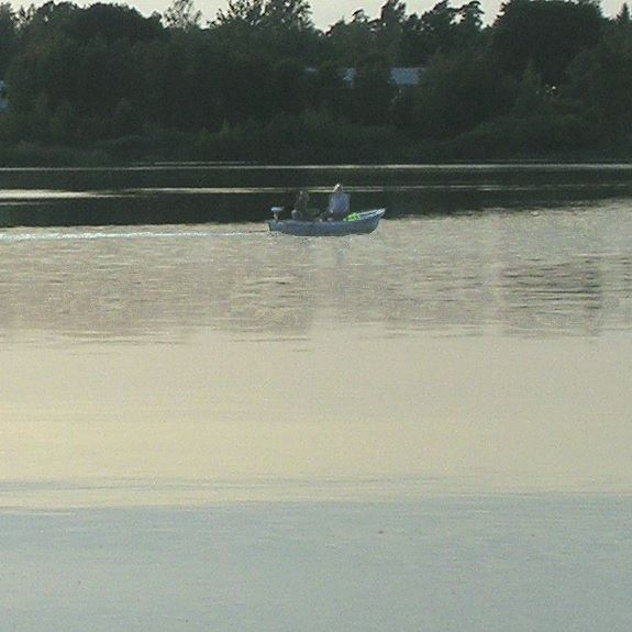 Osbysjön, fiske