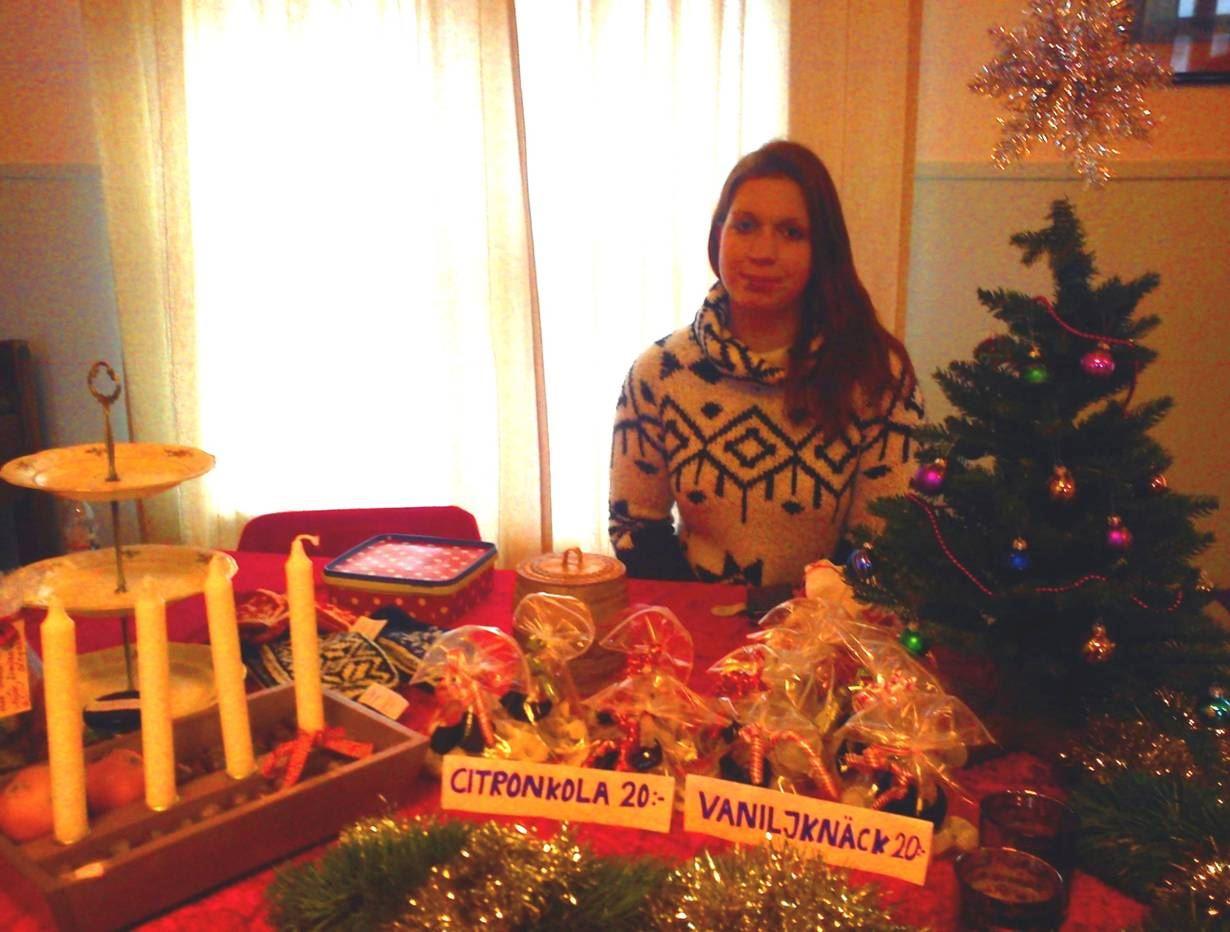 Julmarknad i Tålebo