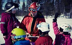 Barnvakt på Tännäskröket