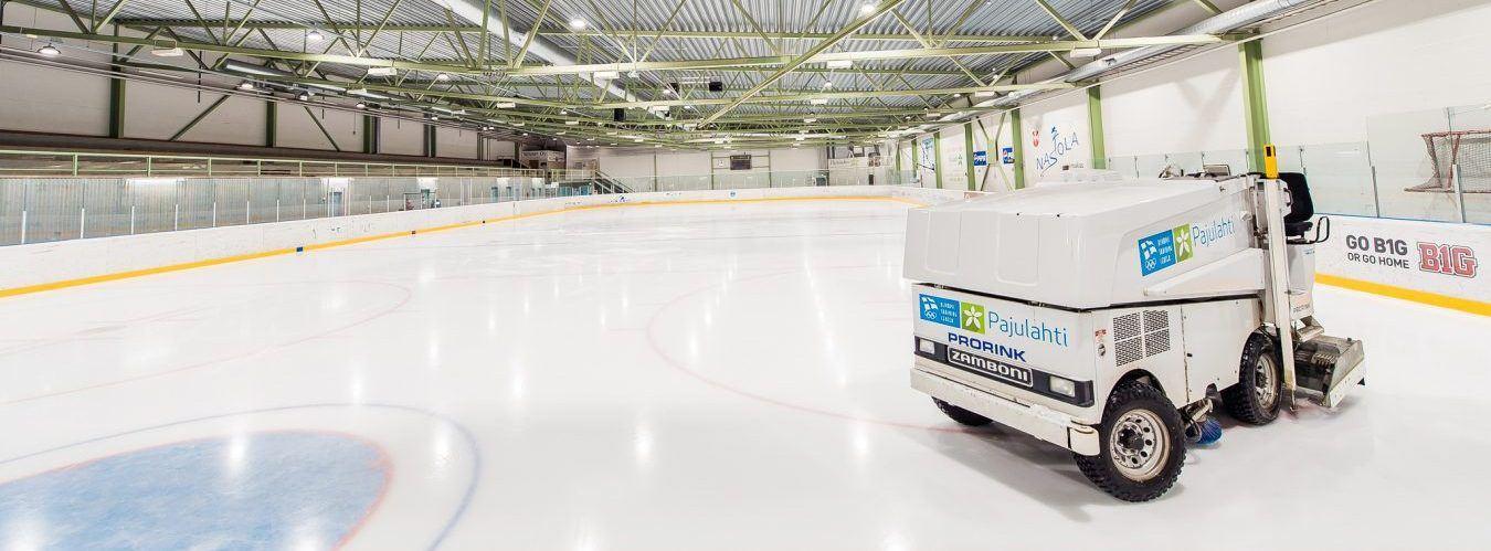 Pajulahti Ice Hall