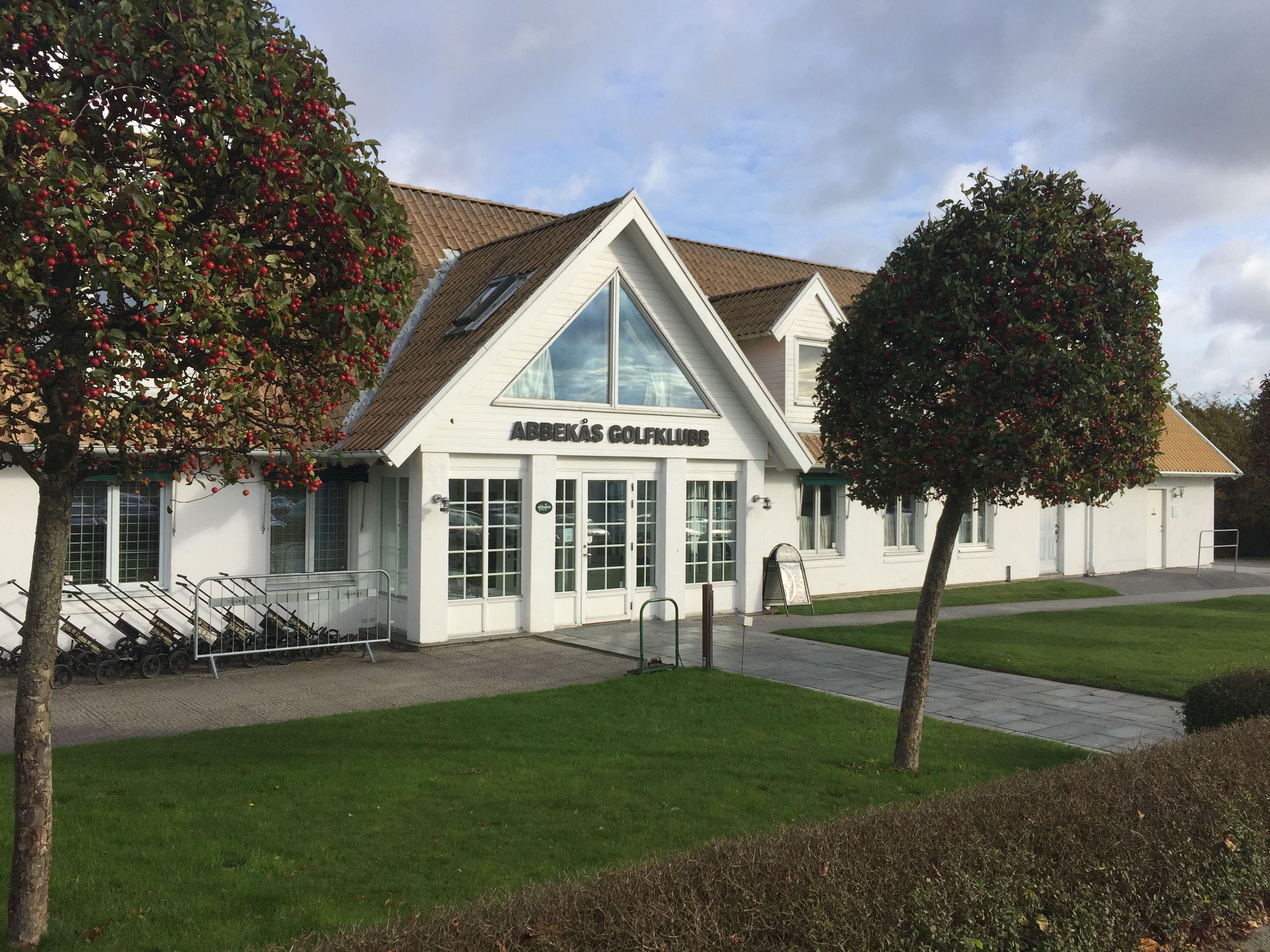 Skurups kommun, Abbekås Golfrestaurang & Hotell