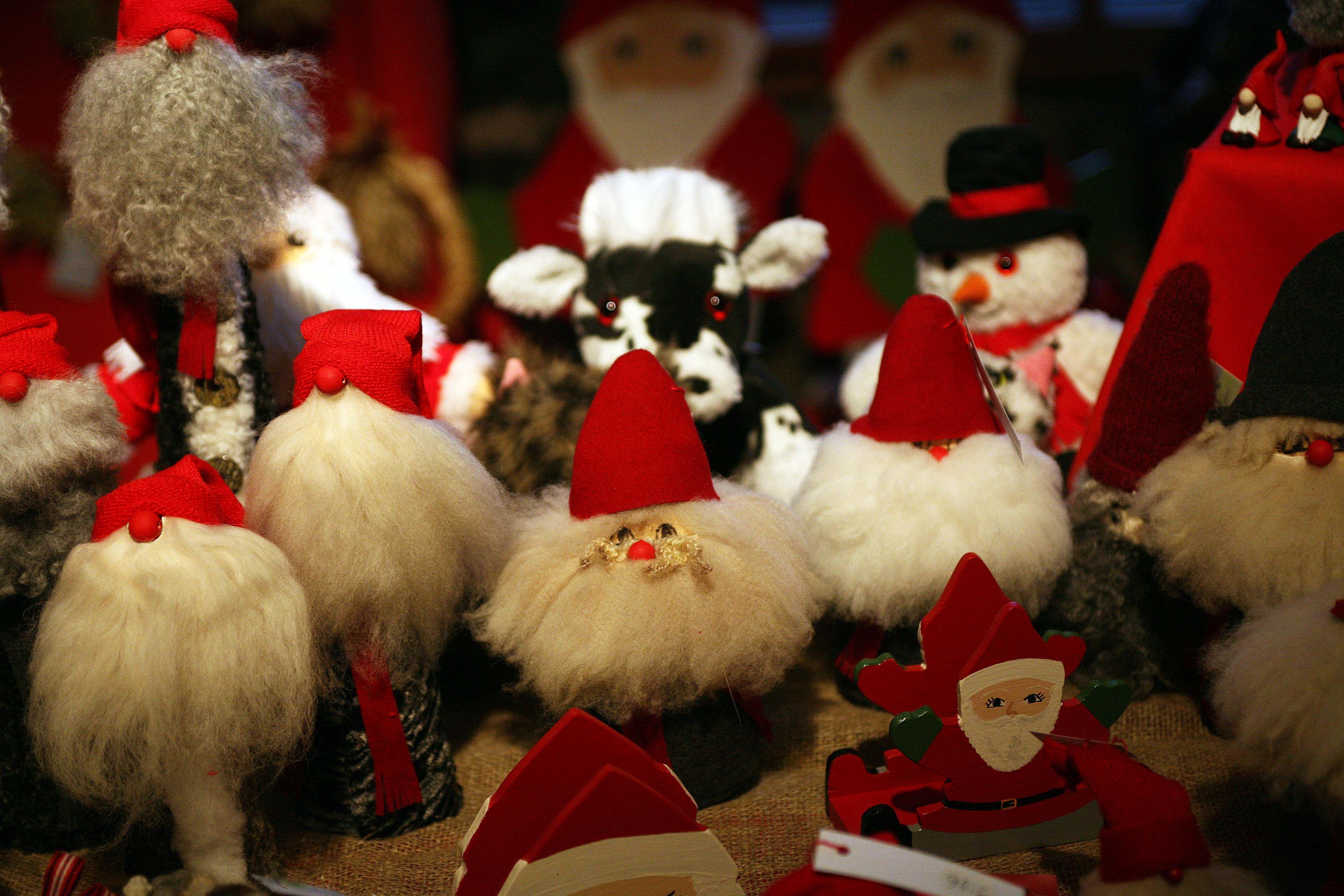 Julmarknad i By