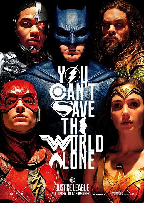 Bio: Justice League