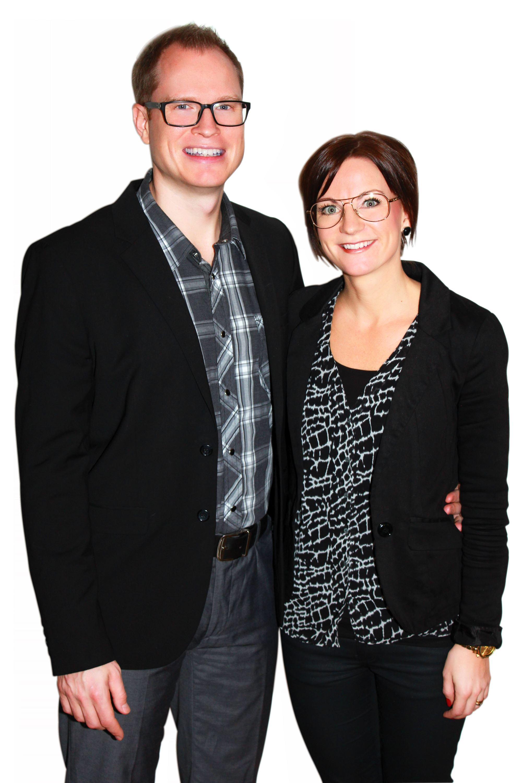 Marcus och Hanna Bloom,  © Marcus och Hanna Bloom, Inspirationsdag