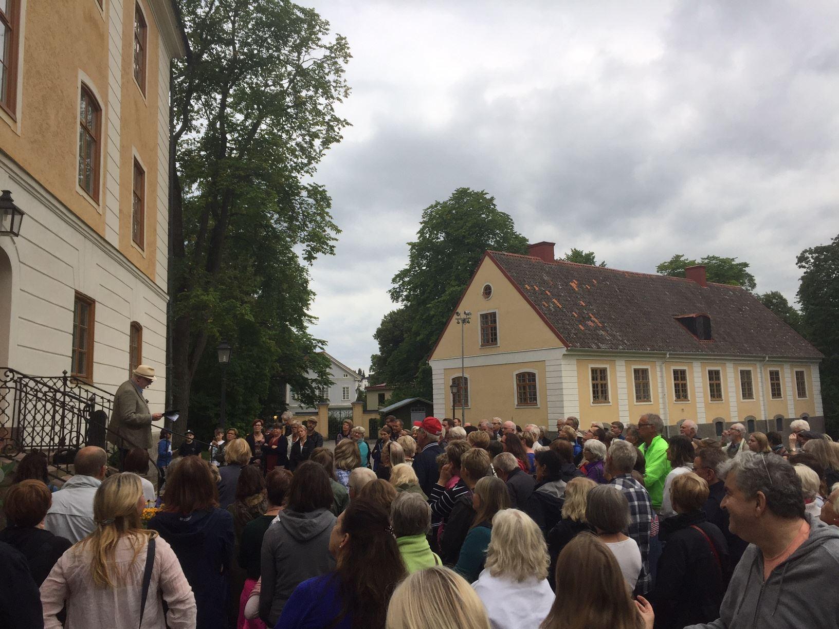 Stadsvandring - En Julvandring genom Gävle med Ulf Ivar Nilsson