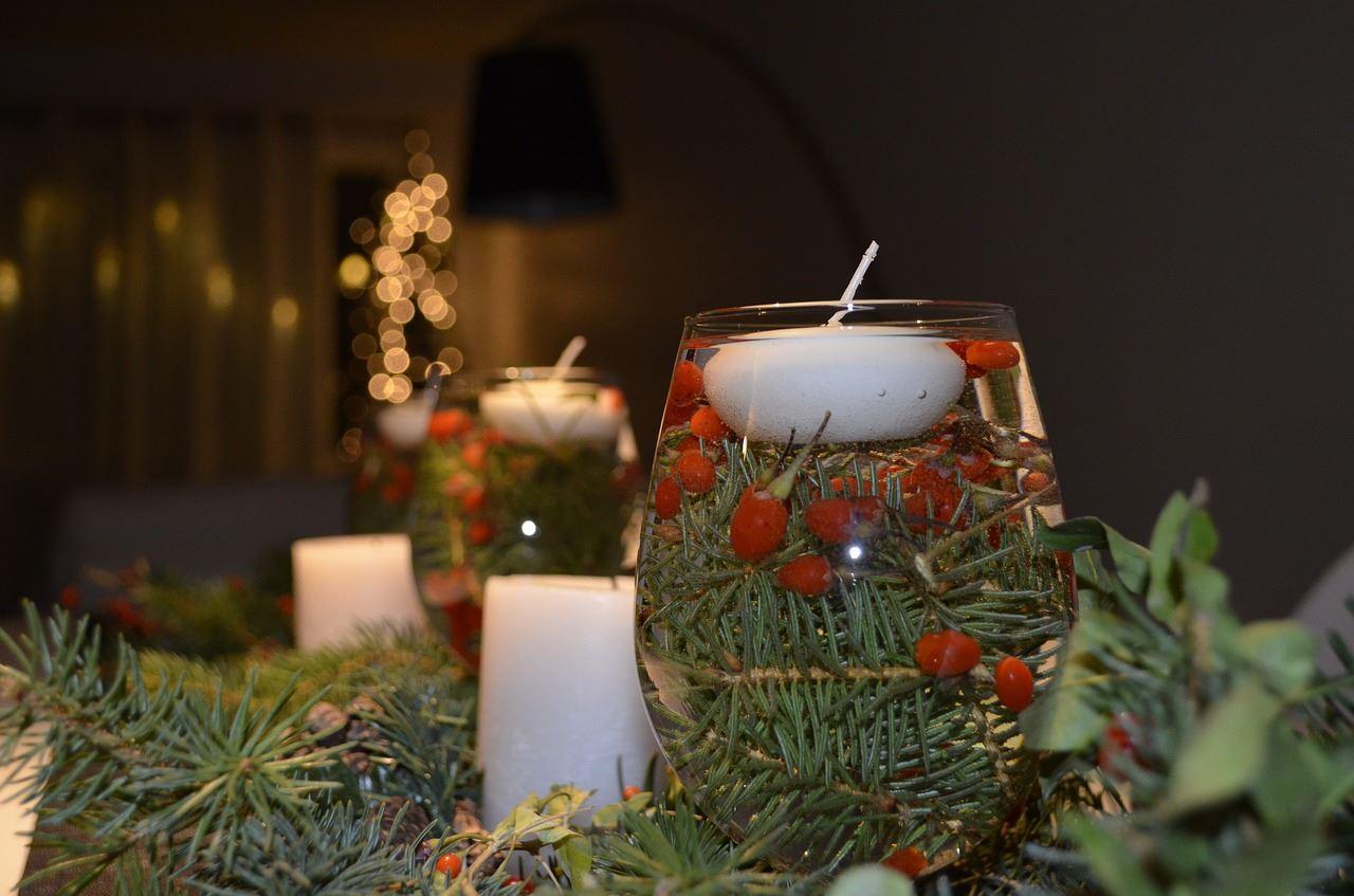 Julbord på Toftaholm Herrgård