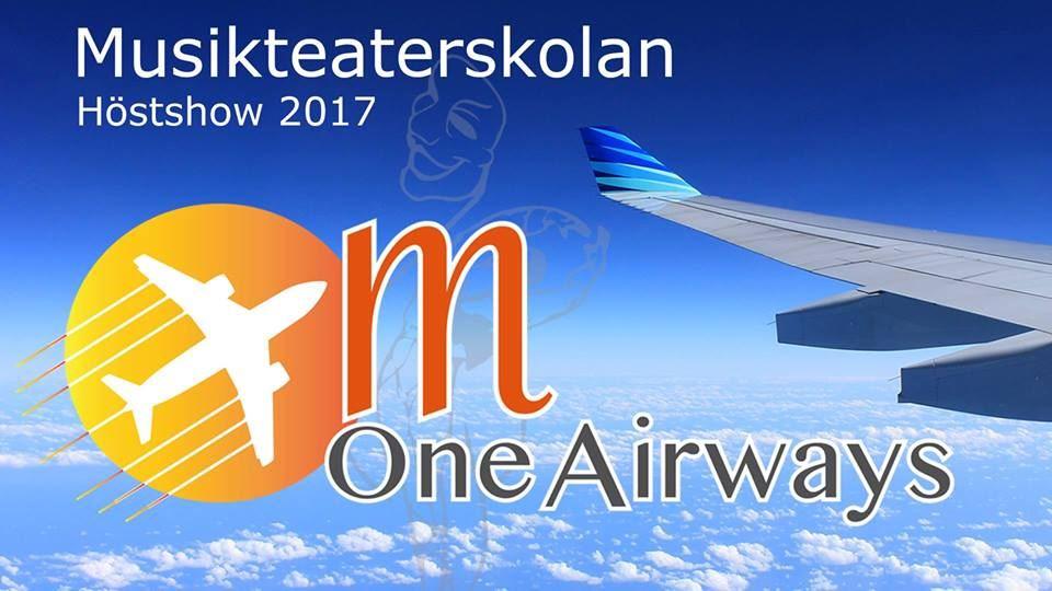 Höstshow 2017 - M One Airways