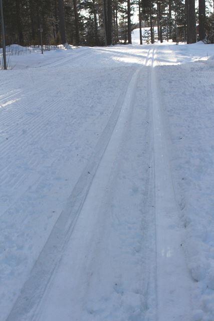 Skidstadion Hemus, Mora - skidspår