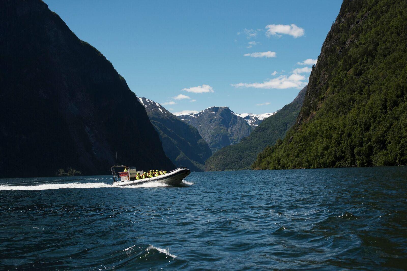 © Thea Hermansen, Heritage FjordSafari
