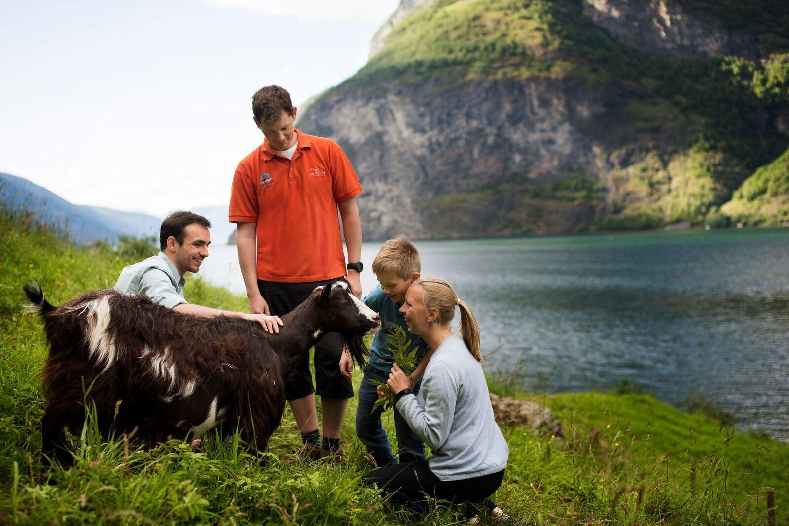 © Thea Hermansen, Explore Undredal Fjord Village