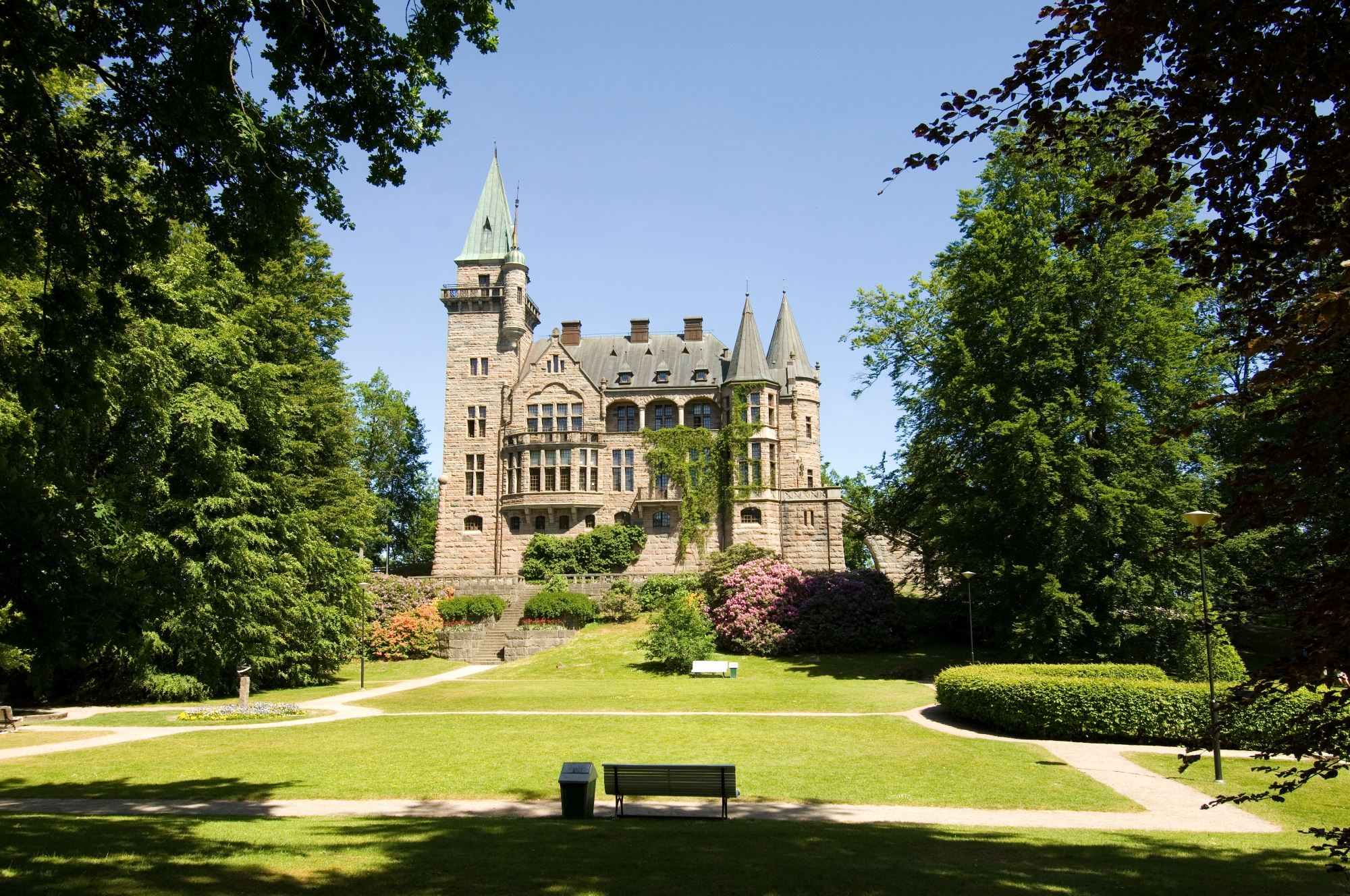 Teleborg Schloss