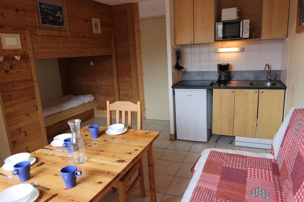 JOKER C7- Studio cabin 4 persones - 25m²