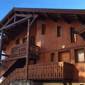 CHALET EMERAUDE 2 / APPARTEMENT 3 PIECES 6 PERSONNES - 3 FLOCONS OR - VTI