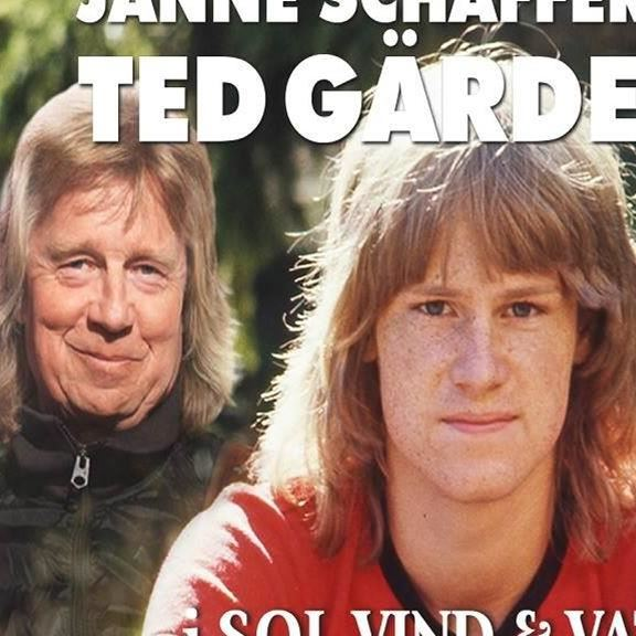 JANNE SCHAFFER möter TED GÄRDESTAD i Sol Vind & Vatten