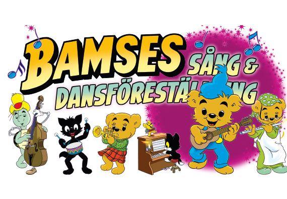 Bamses Sång- & Dansföreställning